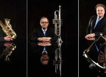 Big Band Musiker