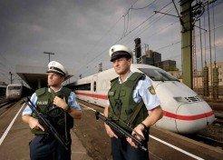 Terror Bundespolizei