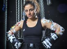 Susi Kentikian – Boxweltmeisterin