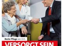 SPD Senioren Plakat