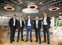 Vorstandsfoto PreussenElektra